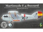 Martinsyde F.4 Buzzard Spanish version