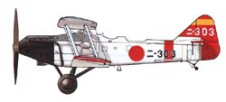 [B4804] Mitsubishi B2M2 Type 89-2 Carrier Attack Aircraft