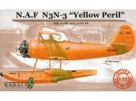 N.A.F N3N-3 Yellow Peril on floats