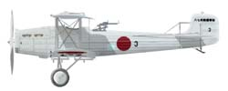 [B4806] Army Type 87 Light Bomber 2MB1