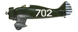 [A01] Breda Ba.27M single-seat fighter