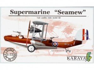 Supermarine Seamew early version