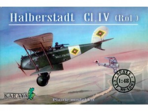 Halberstadt Cl.IV (Rol.) Interantional