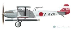 [B35] MITSUBISHI NAVY TYPE 13 CARRIER ATTACK AIRCRAFT 3MT2