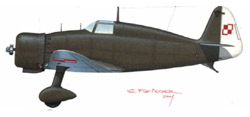 [A51] RWD-25 Polish fighter project