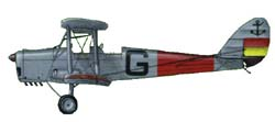 [A04] De Havilland 60 GIII MOTH MAJOR