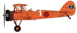 [A12] Tachikawa Ki-9 intermediate trainer