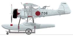 [B4803] Ki-4 single float version