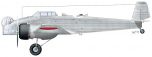 [D12] Army Type 93 Light Bomber Ki-2 II late version