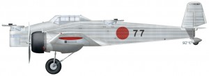 [D13] Army Type 93 Light Bomber Ki-2 II