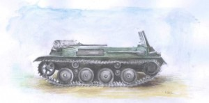 [V15] PZInz-152 Polish Armored Personnel Carrier