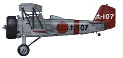 [A06] Nakajima A4N1 carrier-based fighter