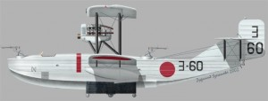 [E07] Navy Type 15 FLYINGBOAT H1H2