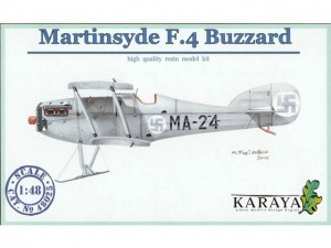 Martinsyde F.4 Buzzard Finnish version