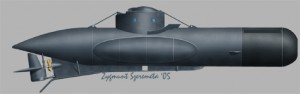 [S21] Welman Craft (Mini Submarine)